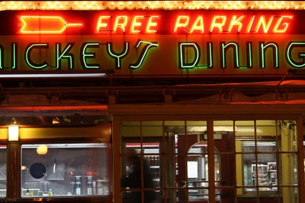 St. Paul Preservation Plan, Mickeys Diner