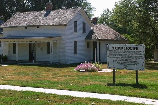 Tabor Anti-Slavery, Todd House