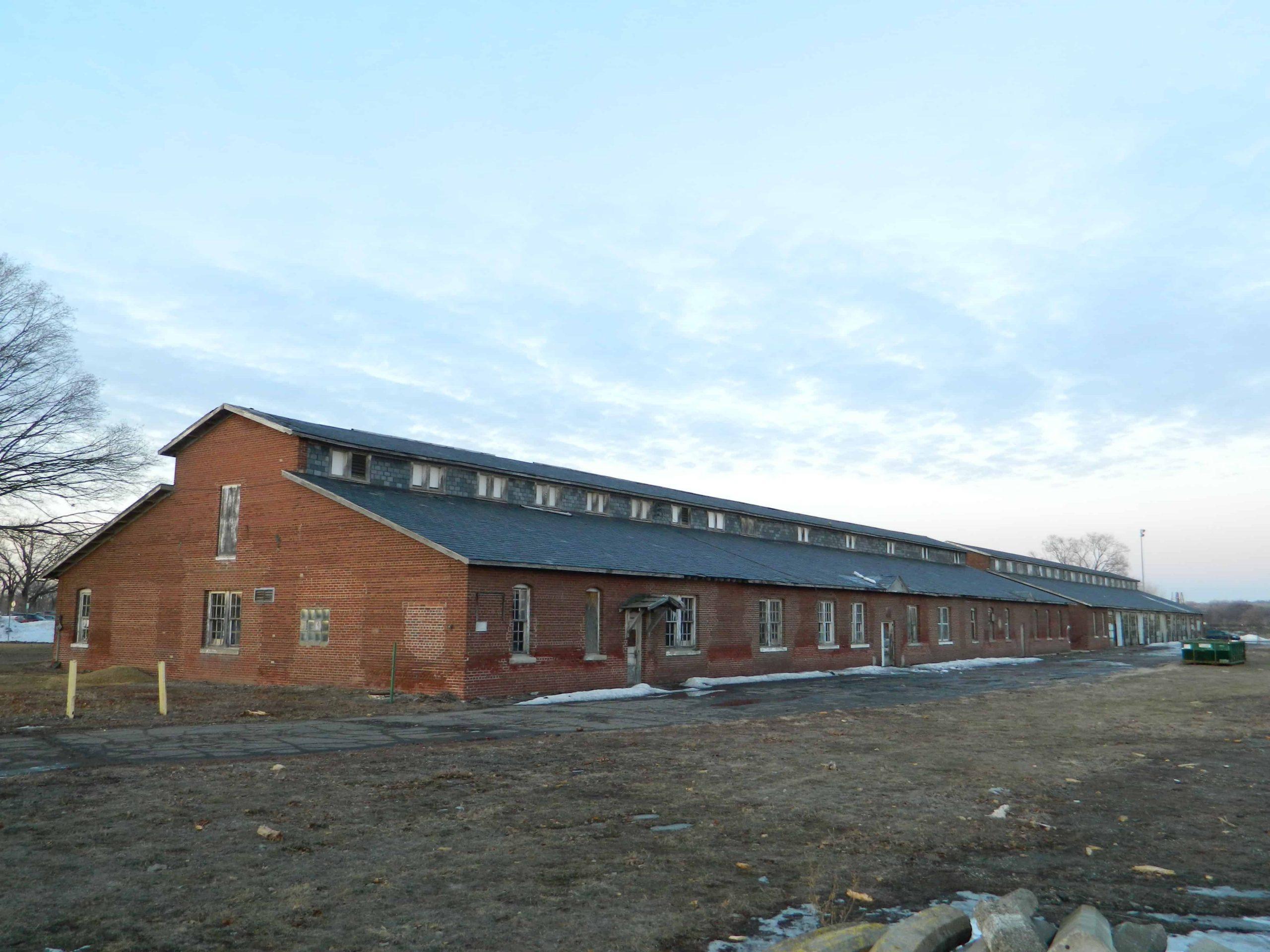 Fort Snelling Upper Post Rehabilitation