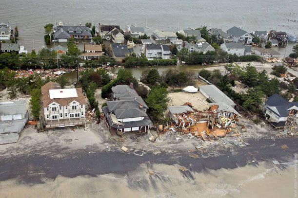 Hurricane Sandy Architectural History Studies