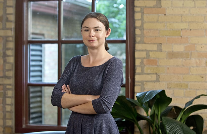 Madeleine Bray