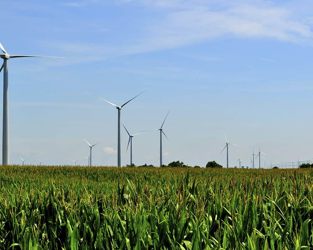 Lundgren Wind Farm