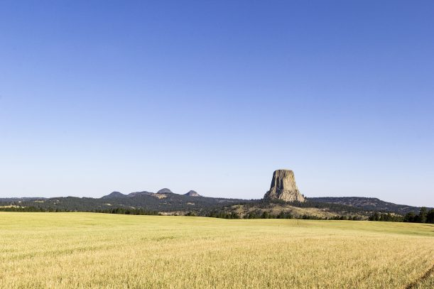 Devils Tower National Monument Interpretive Waysides