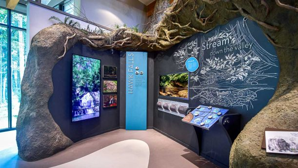 Our Work: Interpretation & Exhibit Design