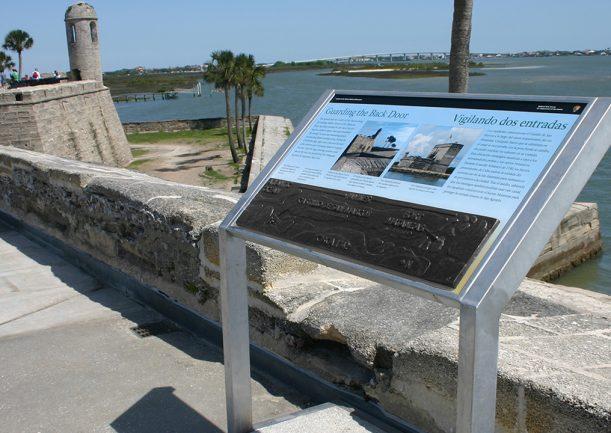 Castillo De San Marcos & Fort Matanzas Waysides