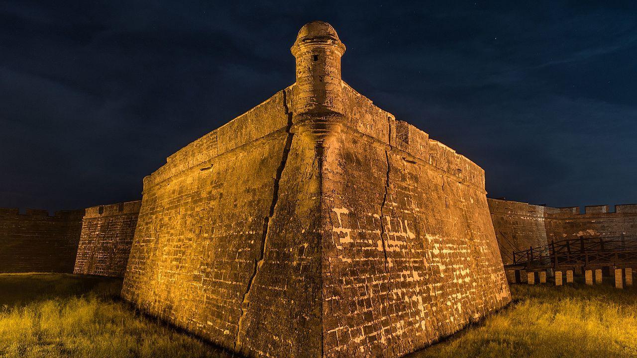 Interpretation at Castillo de San Marcos National Monument