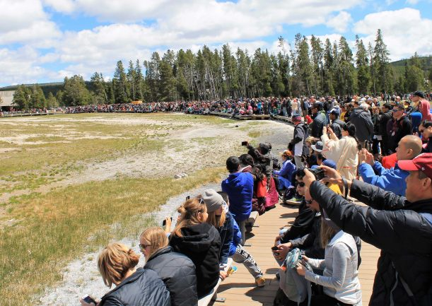 Tips to Ease Overcrowding at Parks and Sites