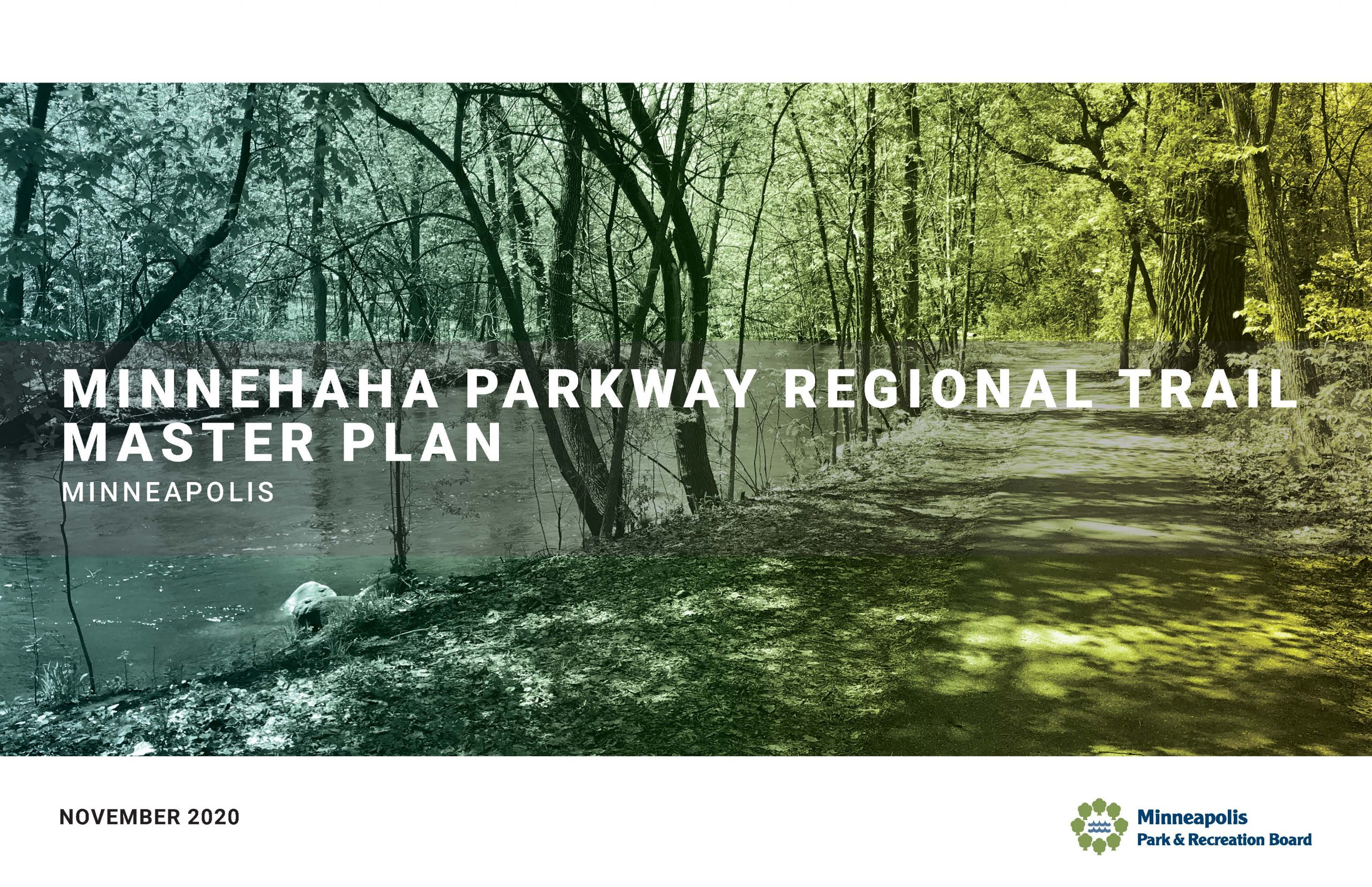 Minnehaha Creek Regional Park Trail Master Plan