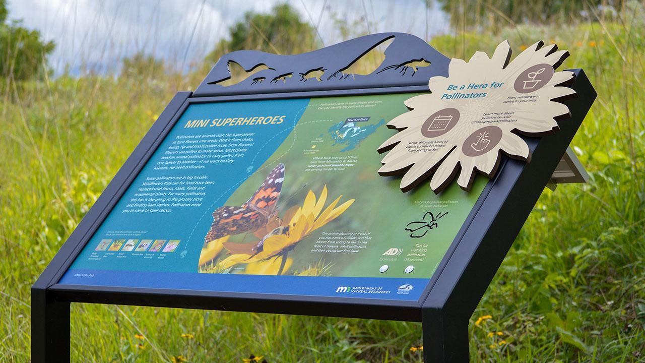 Minnesota Pollinator Waysides